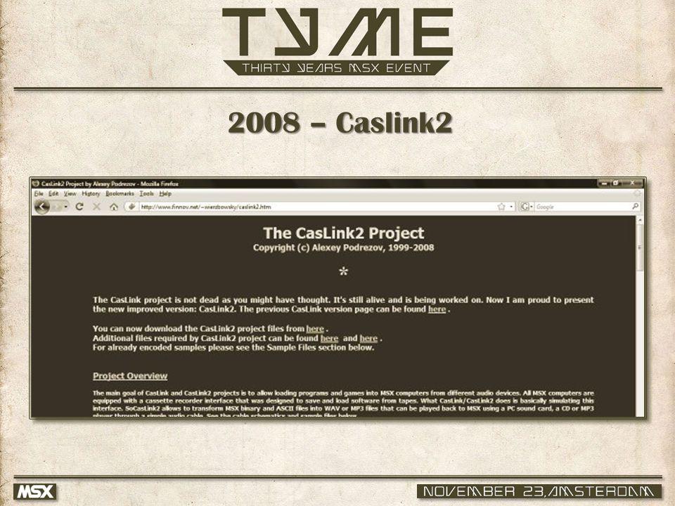 2008 – Caslink2