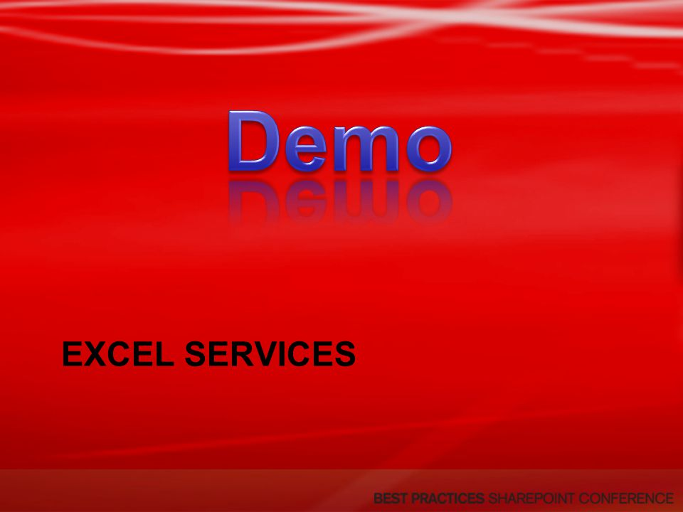 EXCEL SERVICES