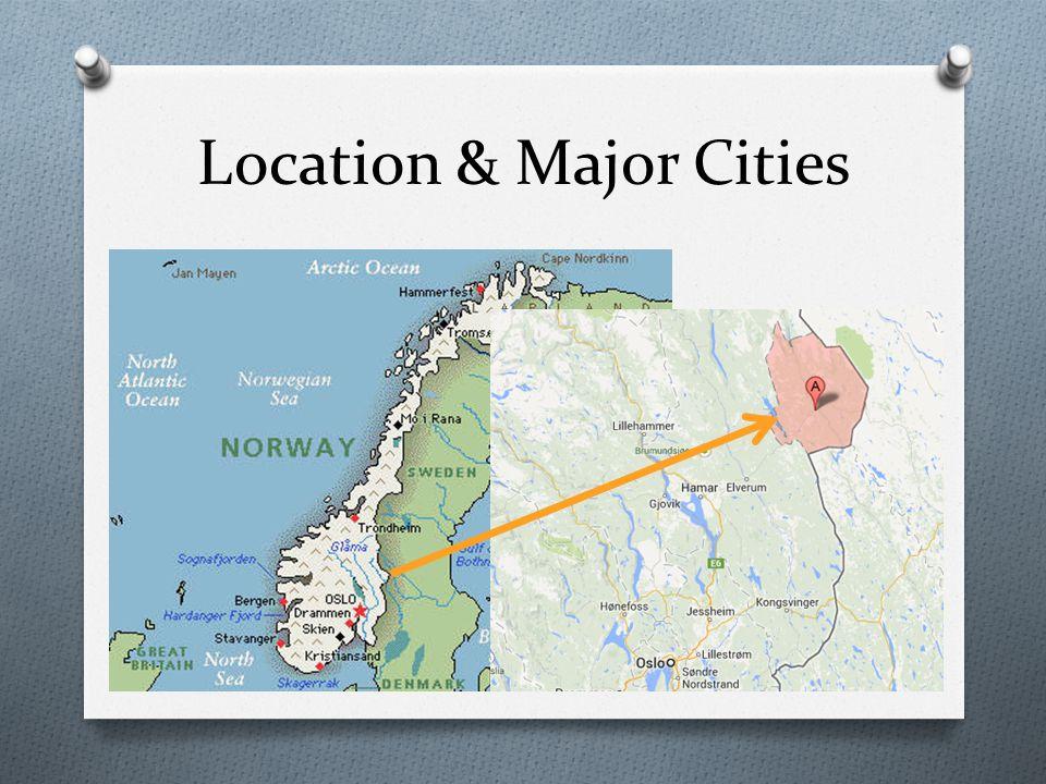 Location & Major Cities