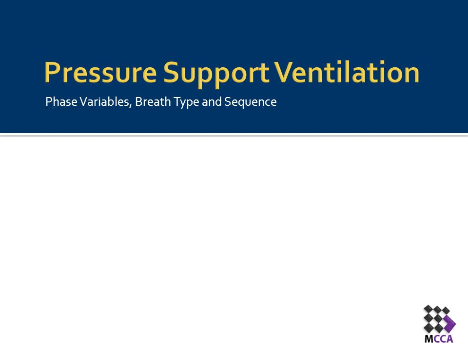 Phase Variables, Breath Type and Sequence
