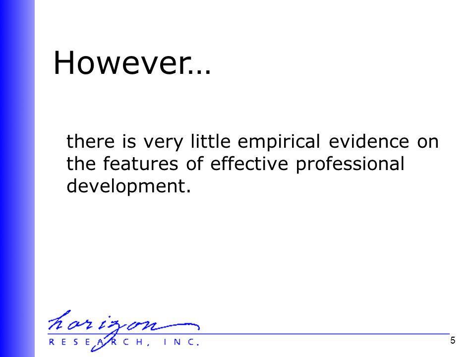 36 Key Points Professional development matters Principal support matters Fidelity of implementation matters