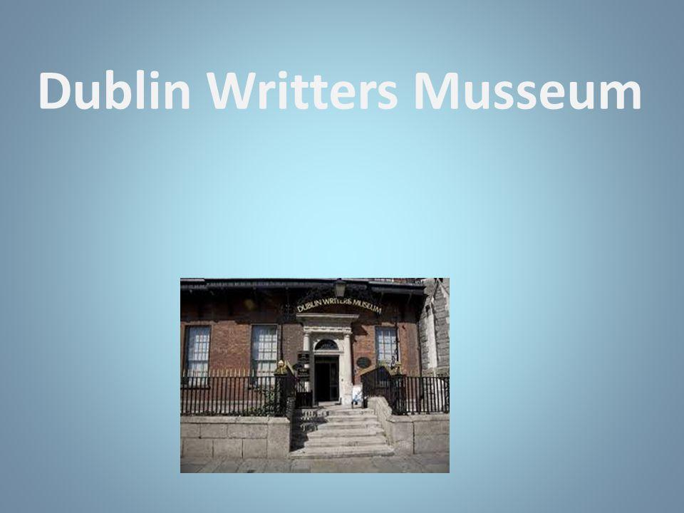 Dublin Writters Musseum