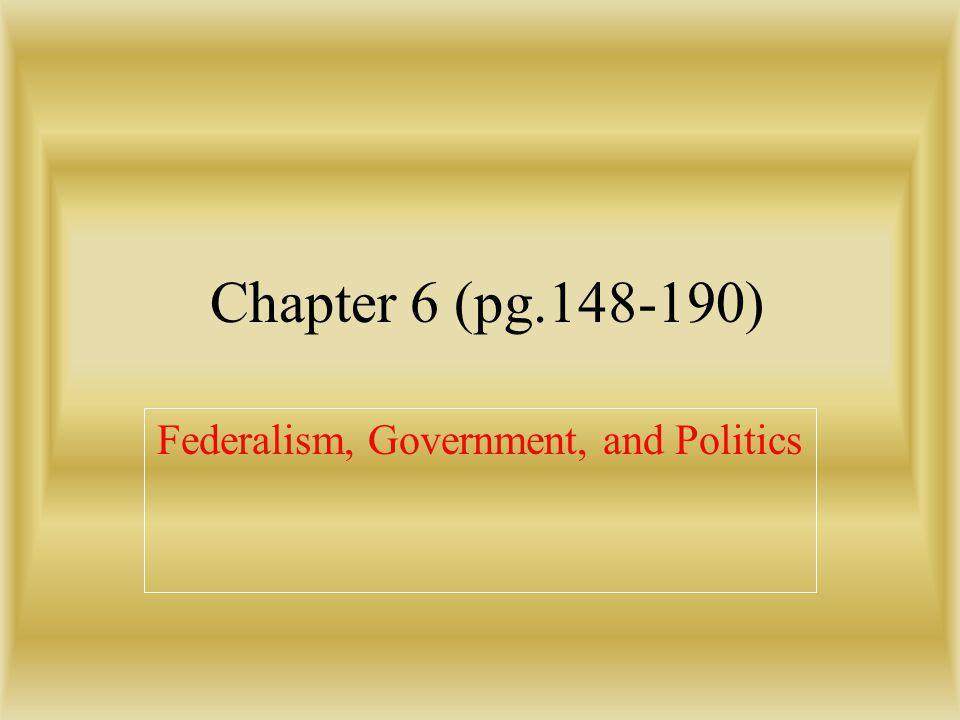 Municipal Governments….