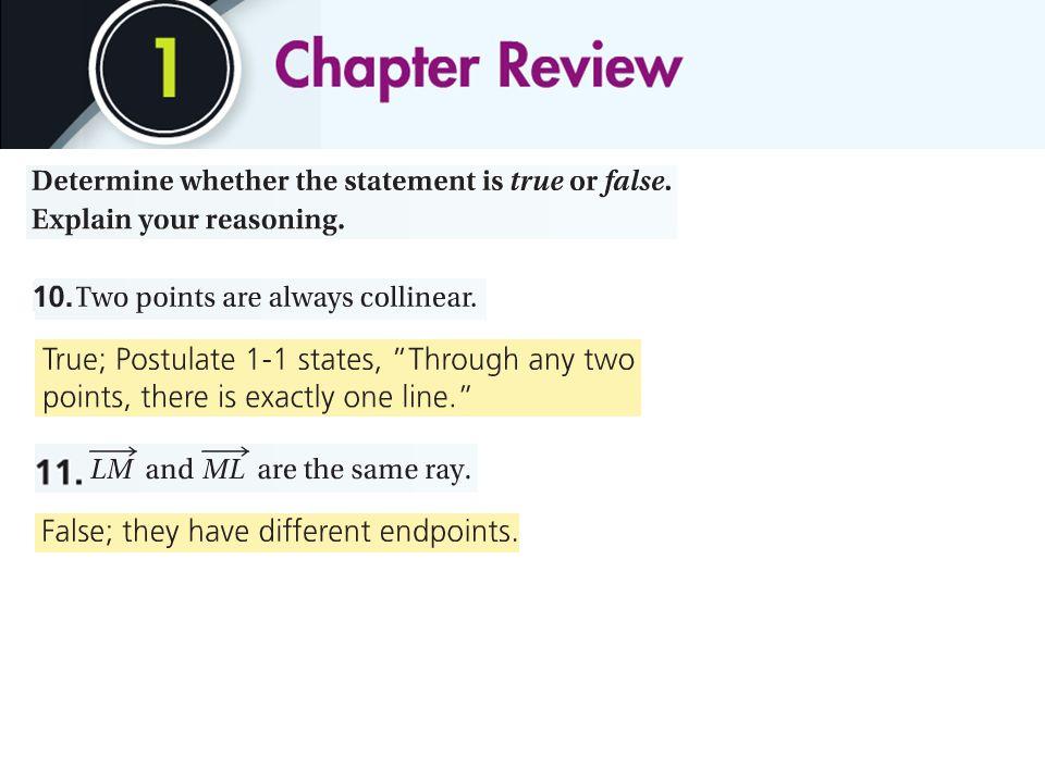 -6 |-7 – (-2)| = |-5| = 5 |3 – (-2)| = |5| = 5
