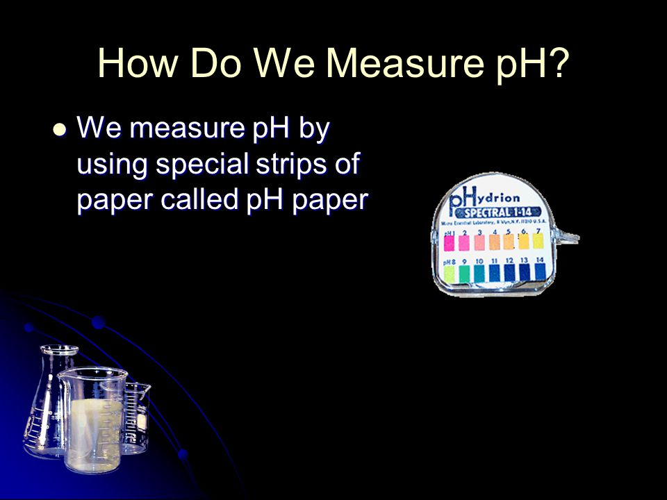 How Do We Measure pH.