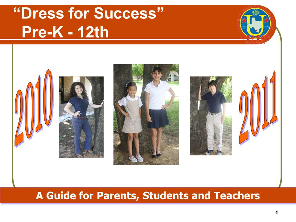Dress Guide Lines Appropriate Uniform Tops: Shirts/Blouses - Navy, White, High School designated color *Polo Style or Dress Style, must be solid color, short sleeve or long sleeve with collar, must be tucked in.