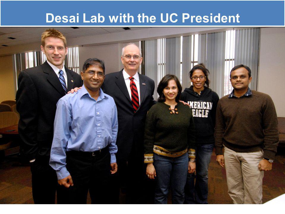 Graduate Students -Rucha Sane – Niresh Hariparsad – Fang Li – Ganesh Mugundu Collaborators – Arthur Buckley, Ph.D., College of Pharmacy – Julie Nelson