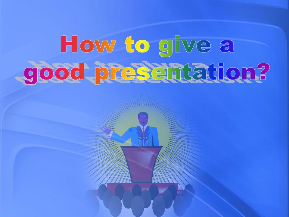 Presentation Audience Environment Speaker Message Topic