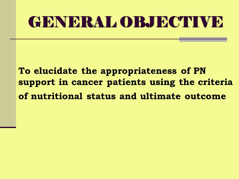 Total PN preparations provided to patients