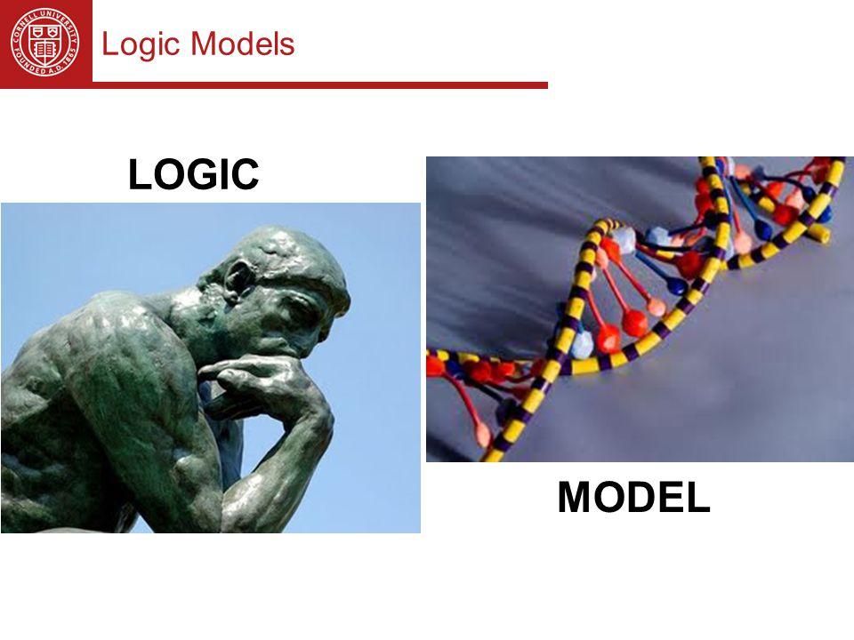 Logic Models LOGIC MODEL