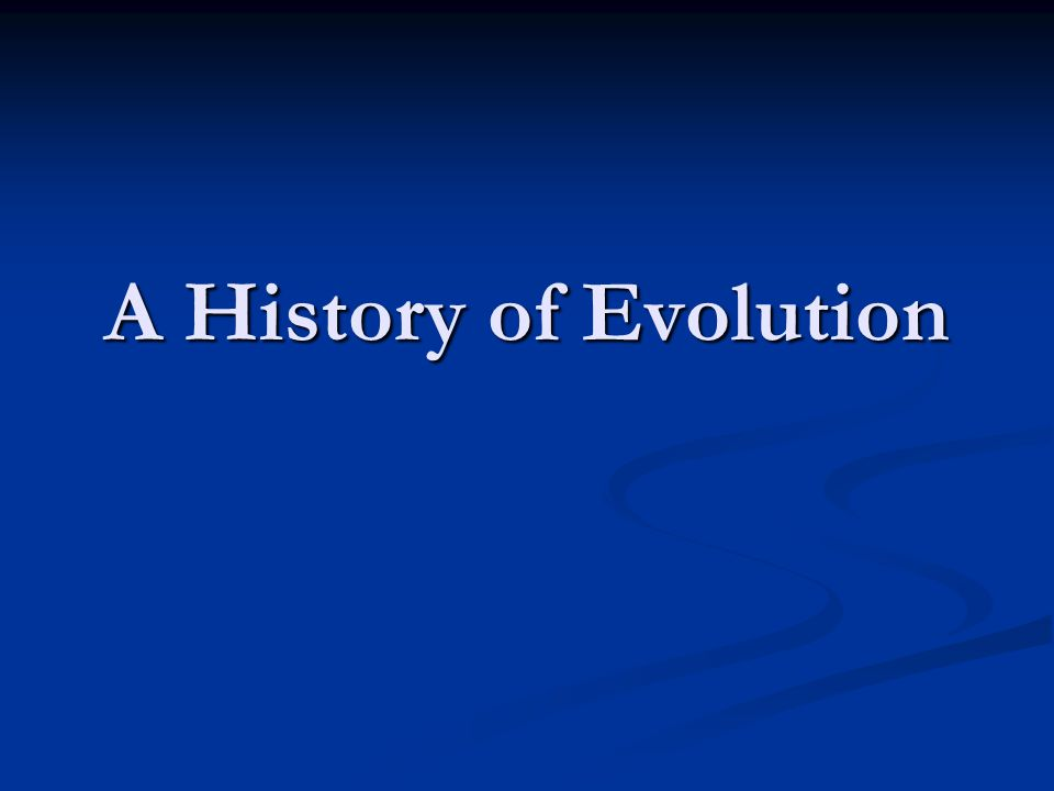 Essential difference between Darwin, predecessors is variation- Darwin found variation to be part of the fabric of evolutionary process.
