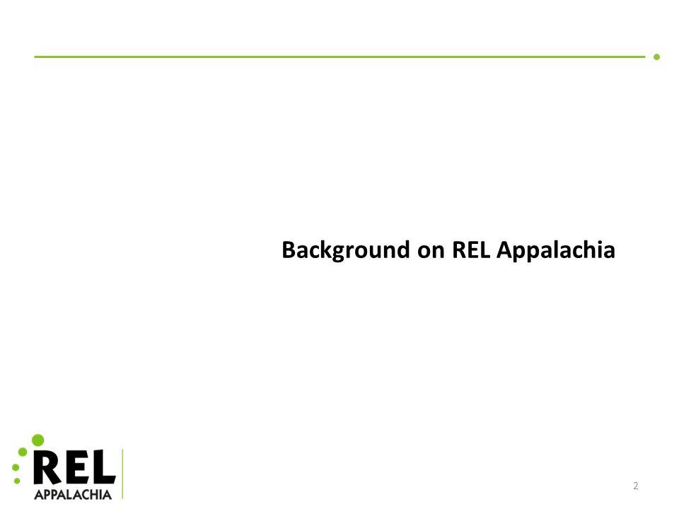 Regional Educational Laboratory (REL) Program U.S.