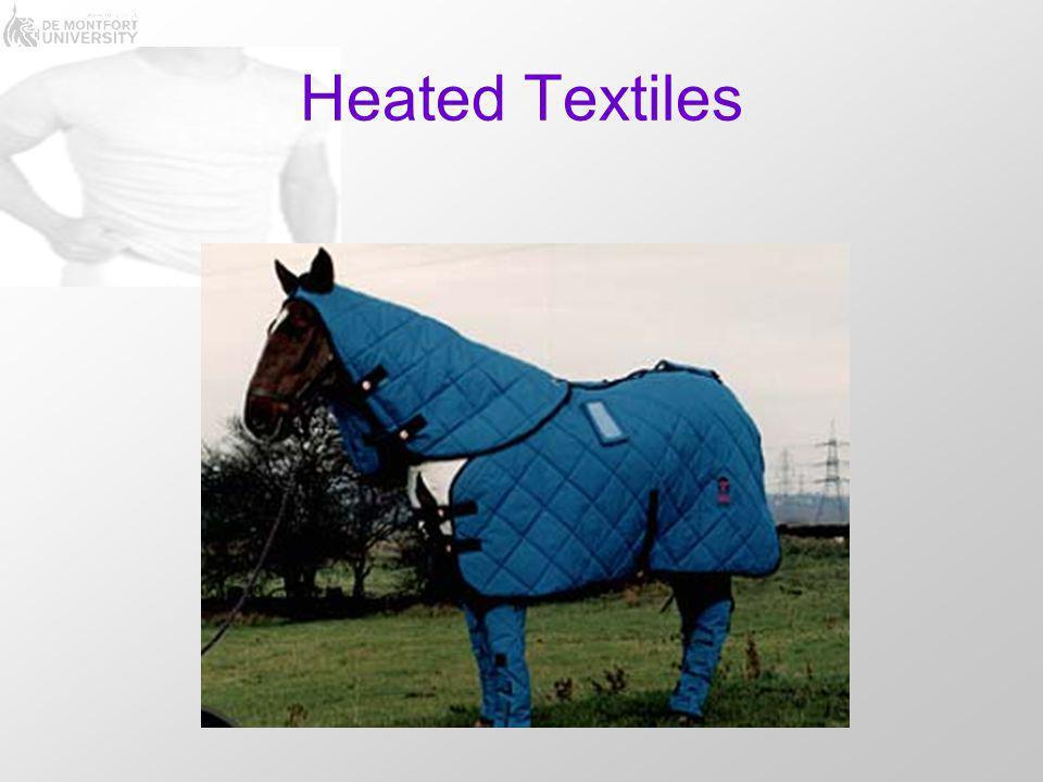 Heated Textiles