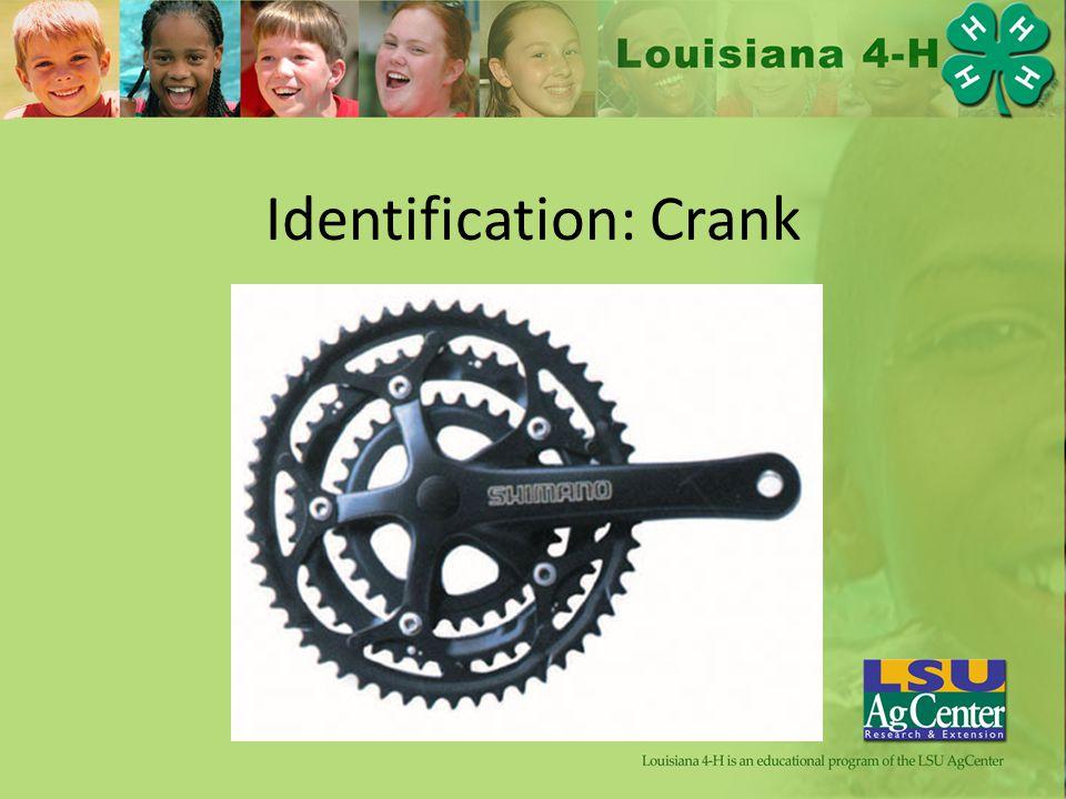 Identification: Crank