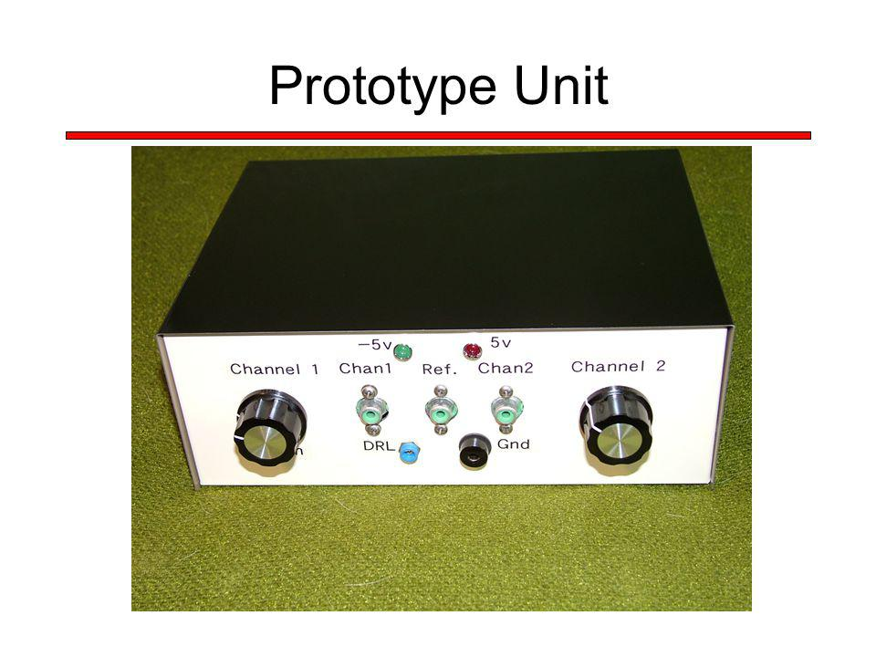 Prototype Unit
