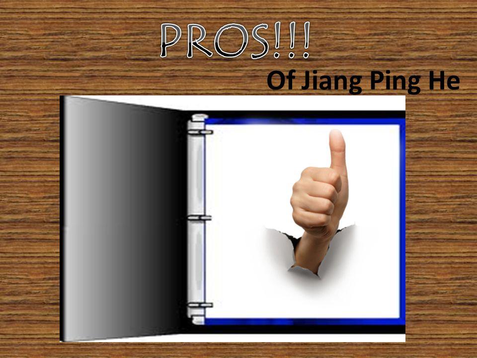 Of Jiang Ping He