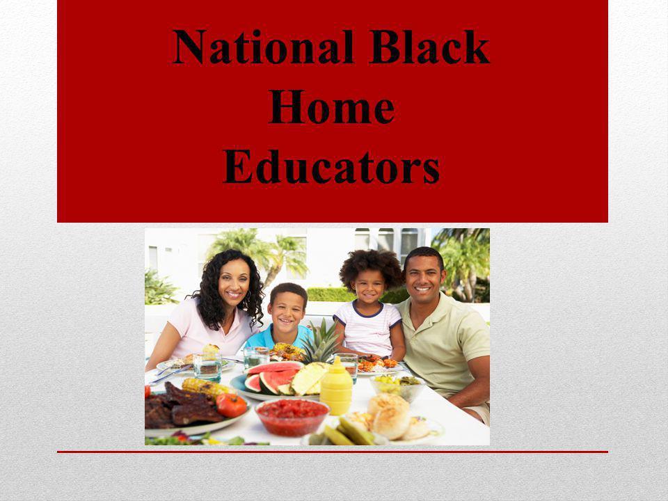 National Black Home Educators