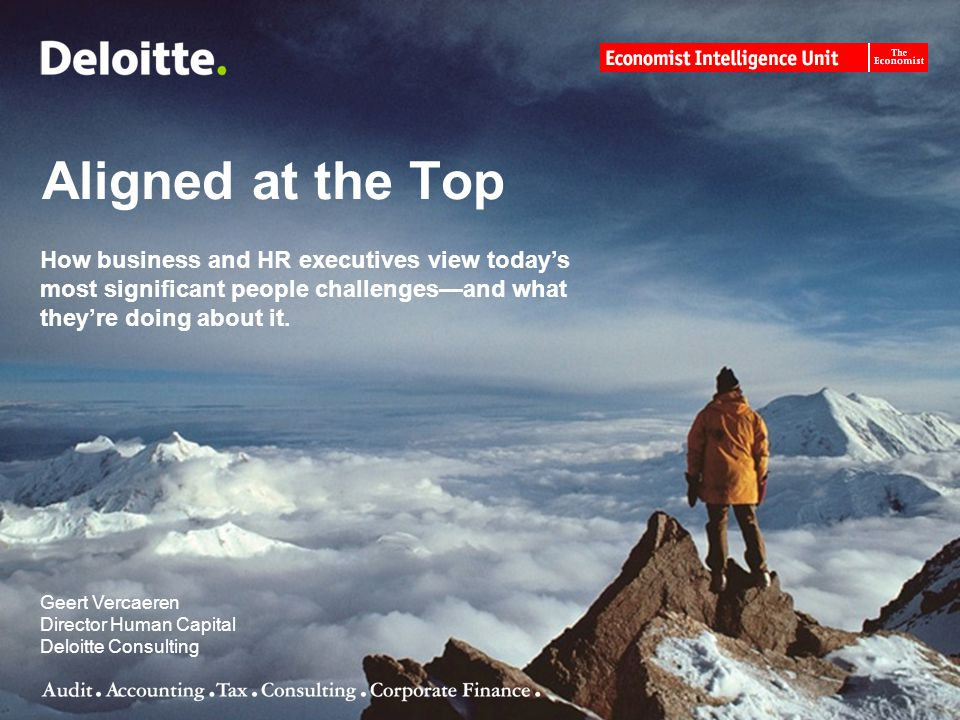 - 12 - Agenda About the survey People at the top put people at the top People challenges that keep executives awake at night Rising to the challenge