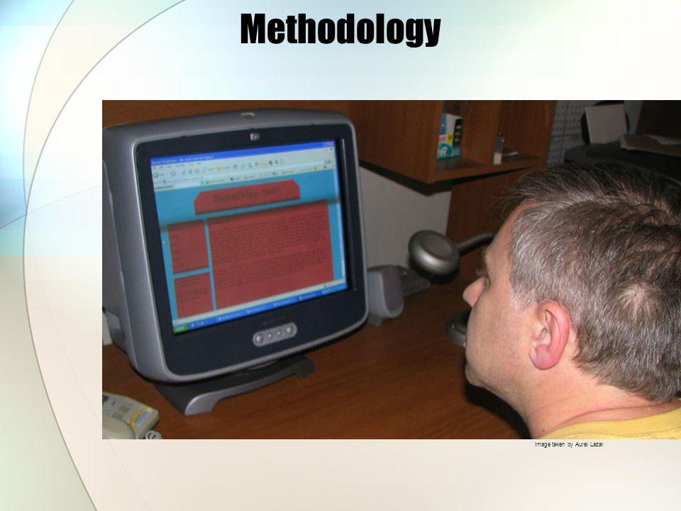 Methodology Image taken by Aurel Lazar