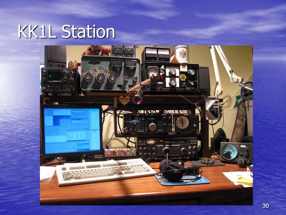 30 KK1L Station