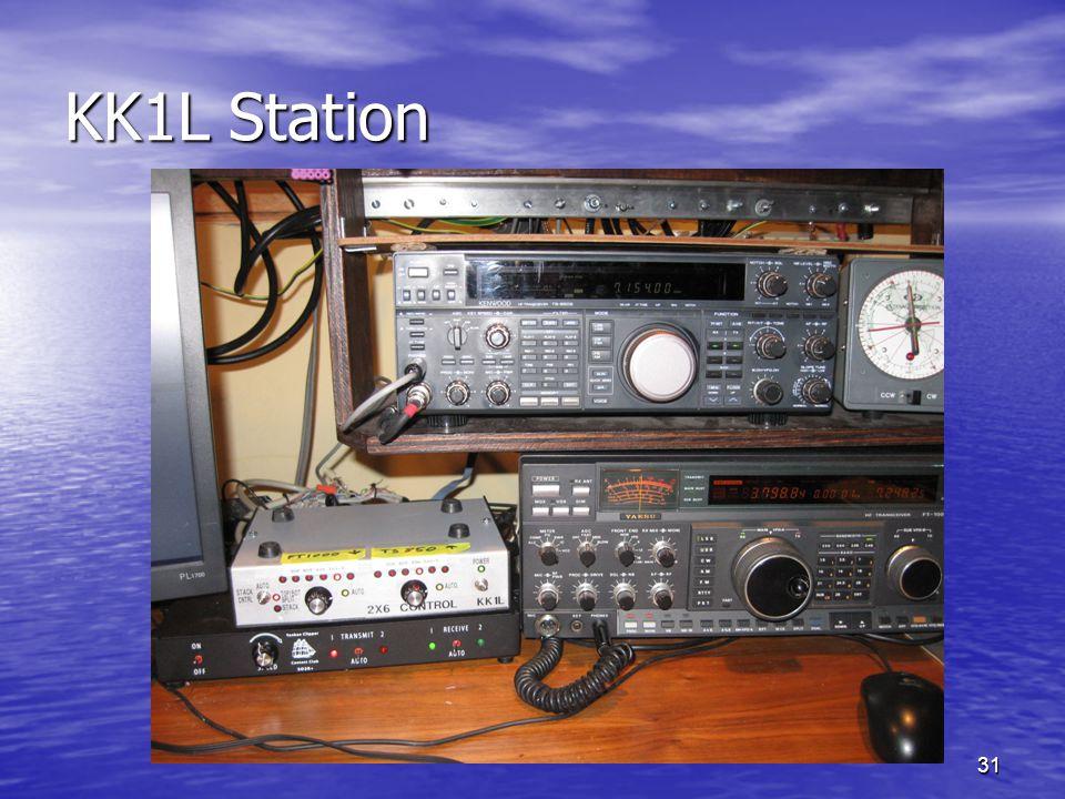 31 KK1L Station
