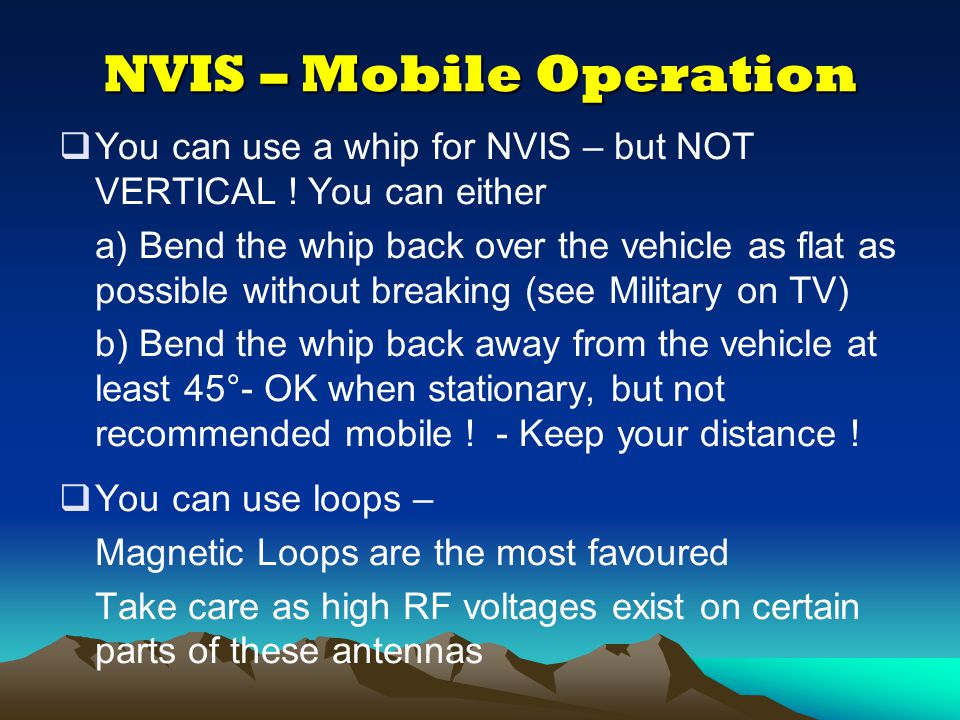 NVIS – Broadcast Log-Periodic TCI 615 Log-Periodic Antenna ABC (Australian Broadcasting Corporation) Alice Springs NVIS Transmitter Site