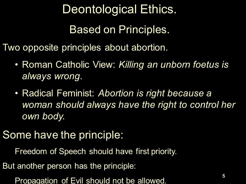 4 How do we make Moral Decisions?