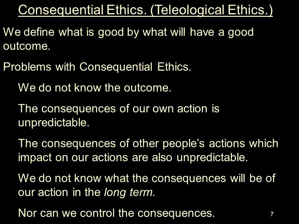 17 Christian Ethics.