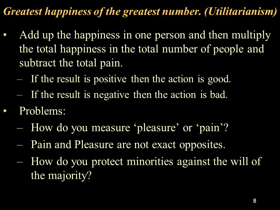 128 Just one example of Nietzsche's rejection of objective morality: Who can attain to anything great if he does not feel in himself the force and will to inflict great pain .