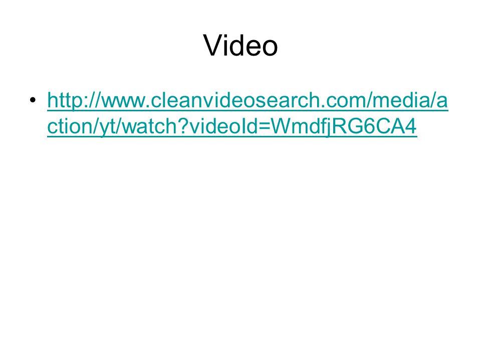 Video http://www.cleanvideosearch.com/media/a ction/yt/watch videoId=WmdfjRG6CA4http://www.cleanvideosearch.com/media/a ction/yt/watch videoId=WmdfjRG6CA4