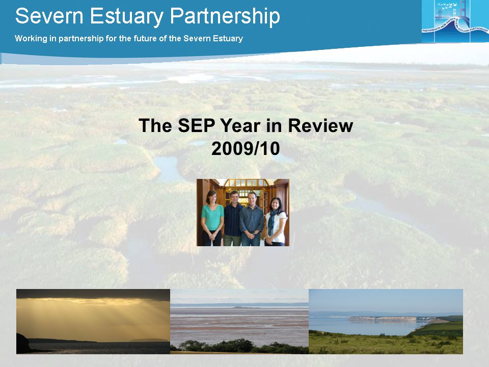 The SEP Year in Review 2009/10