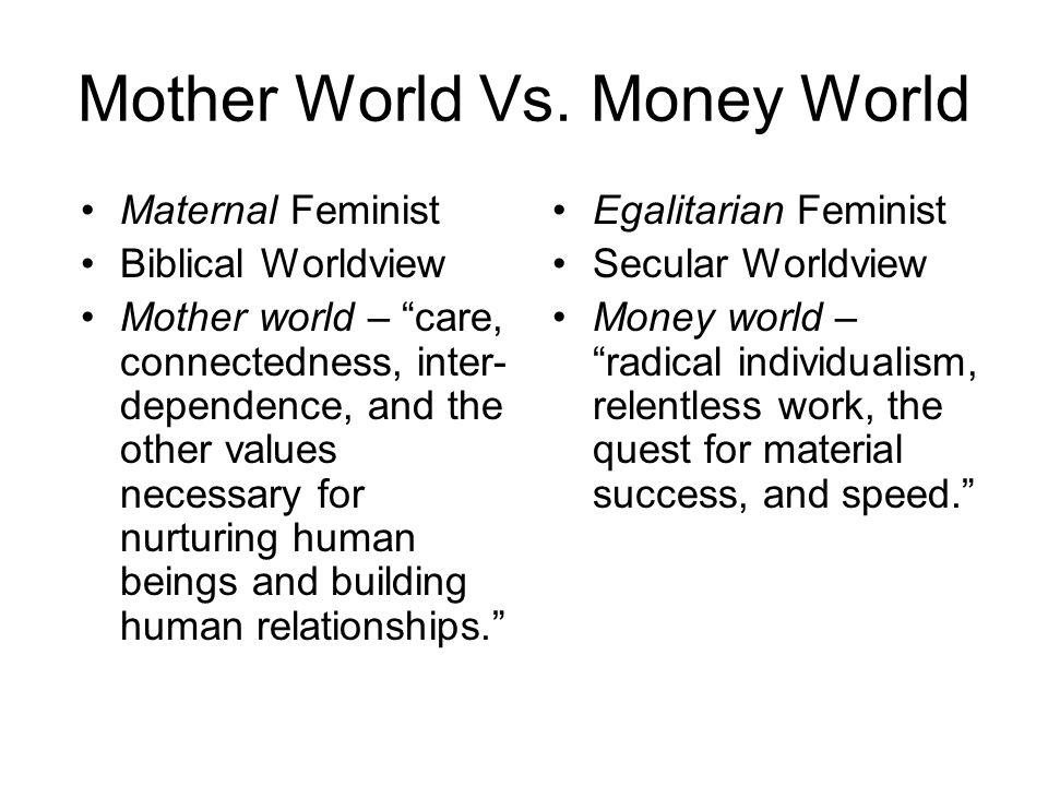 Mother World Vs.