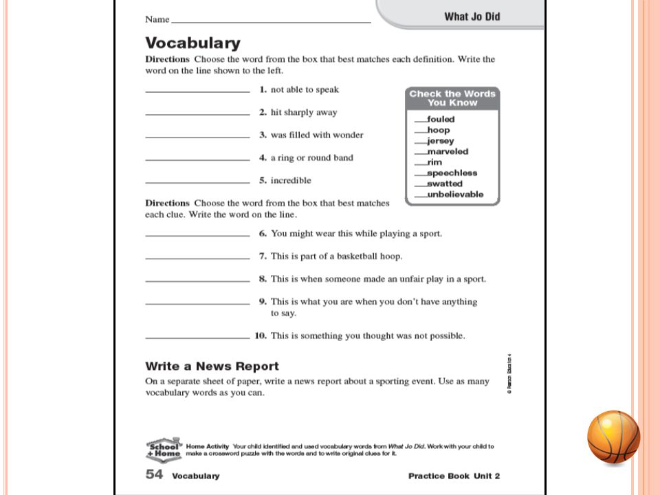 GROUP WORK Readers & WB 54 Spelling- Day 2 WS 22 LA- Day 2WB 21-22 Tri-Fold Section 2 SmartBoard- Vocabulary PracticeVocabulary Practice