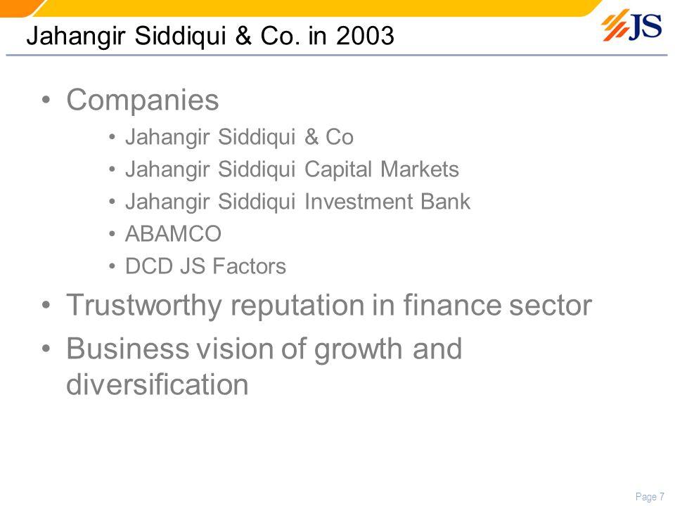 Page 7 Jahangir Siddiqui & Co.