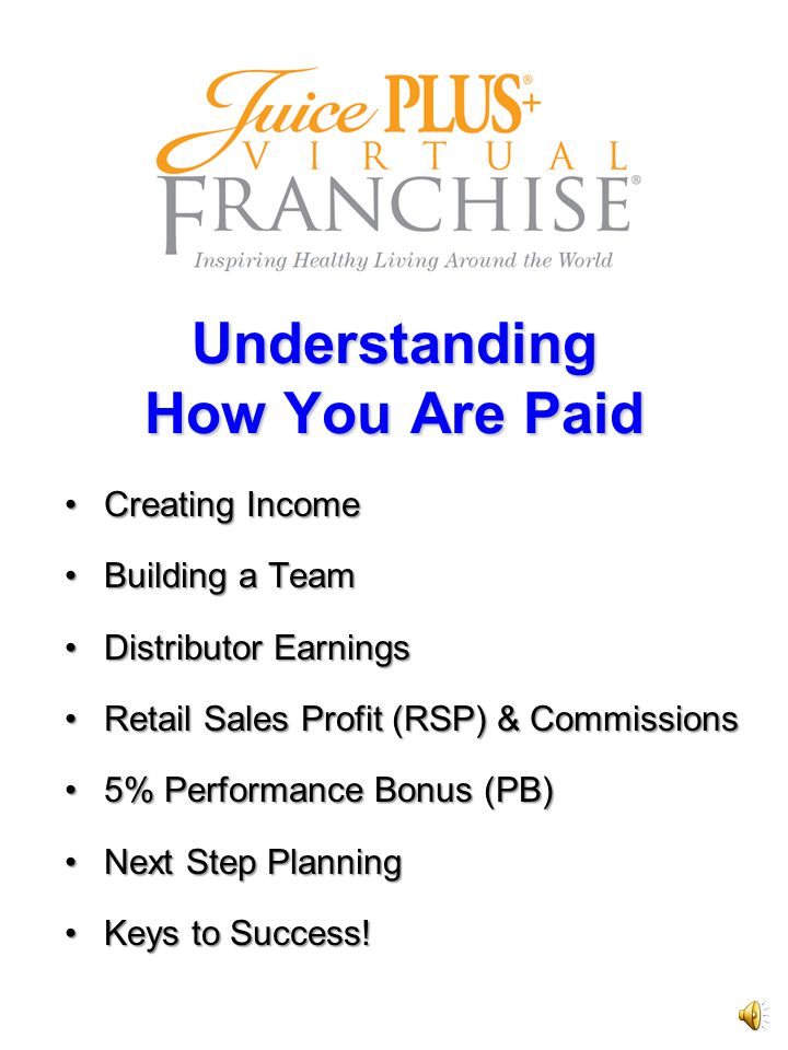 Understanding How You Are Paid Jenny Daly NMD - 39 Club Eagle, Colorado