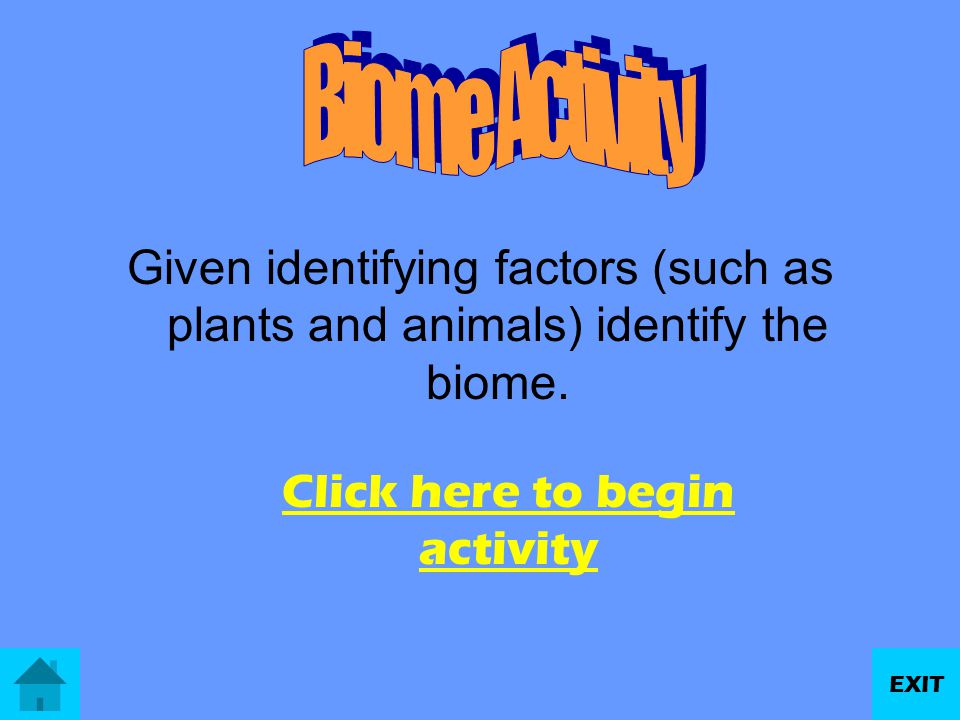 More Tundra Plants and Animals Caribou Snowy Owl Siberian Lynx Lichen Cotton PlantsYellow Tundra Flower EXIT