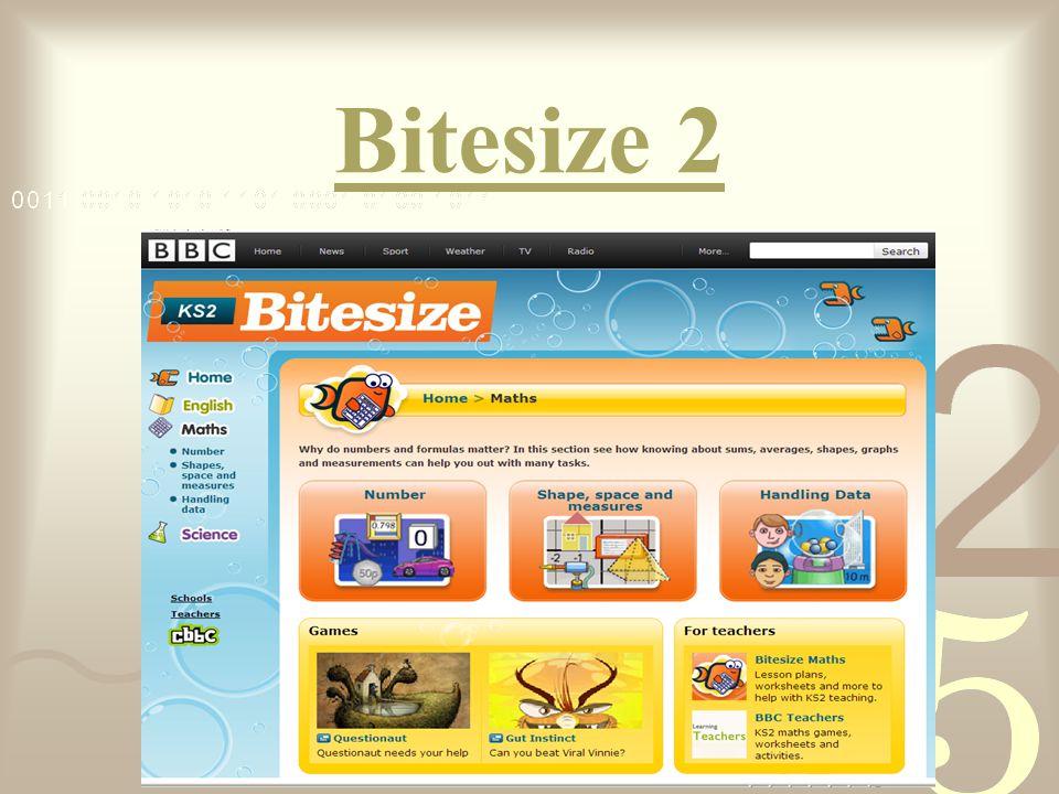 Bitesize 2
