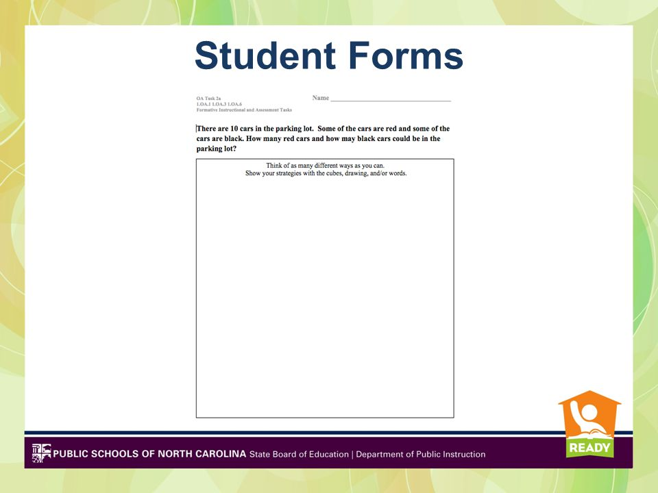 Student Forms