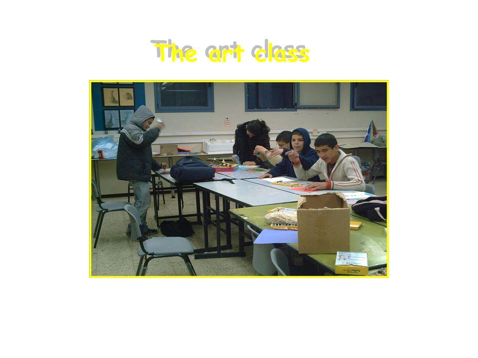 The art class The art class