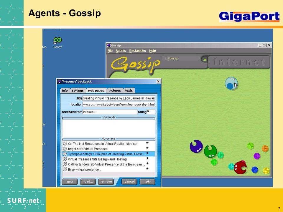 7 Agents - Gossip