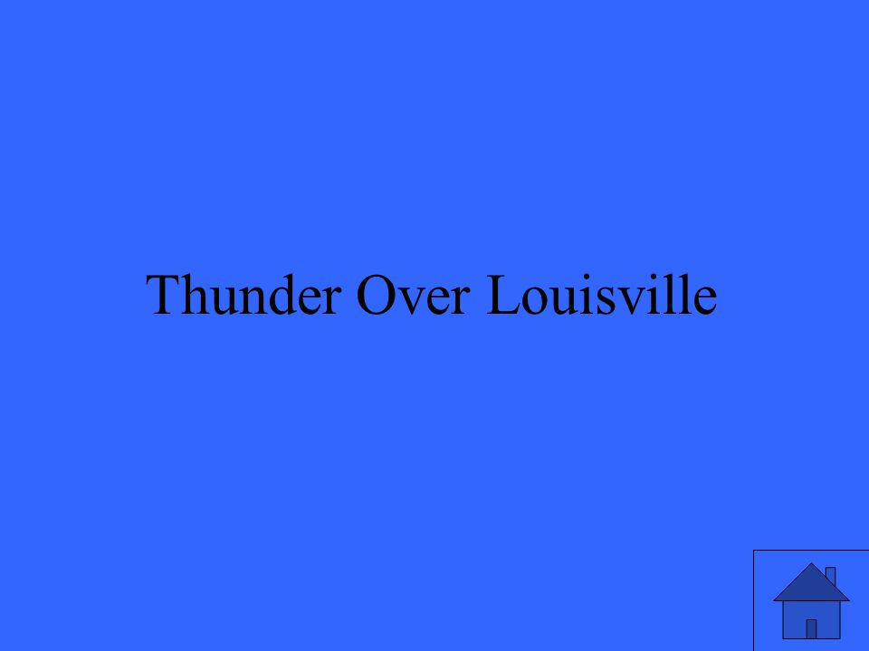 37 Thunder Over Louisville