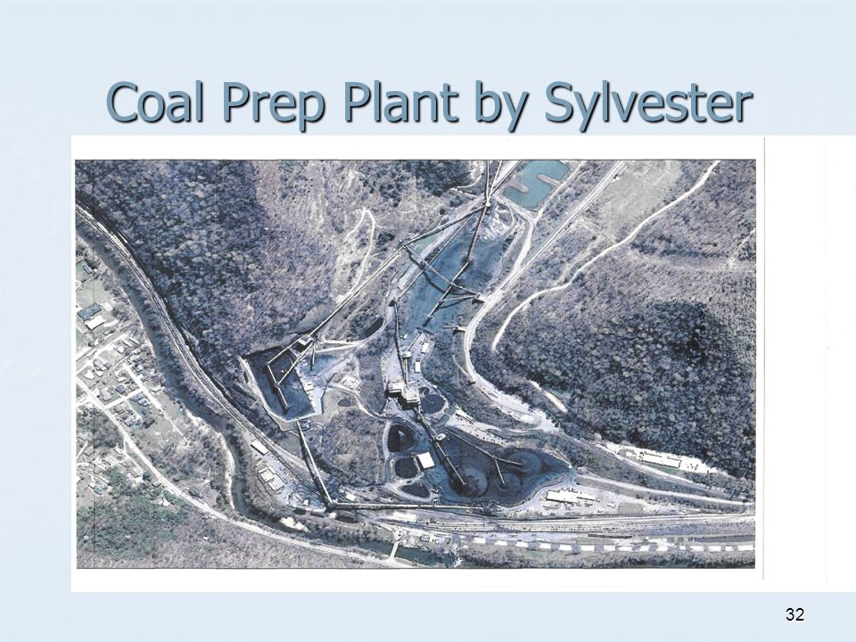 32 Coal Prep Plant by Sylvester