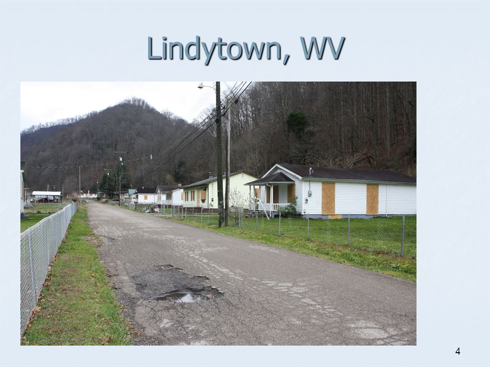 4 Lindytown, WV