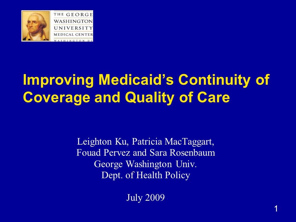 12 Current Federal Medicaid Quality Requirements Managed Care Organizations (MCOs) Ongoing quality monitoring and improvement required Develop Quality Assessment and Performance Improvement (QAPI) strategy for timely access and quality of care Annual external independent review of quality, outcomes, timeliness and access to services Primary Care Case Management (PCCM) & Fee-for Service Arrangements No comparable requirements