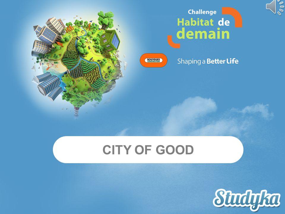 CITY OF GOOD