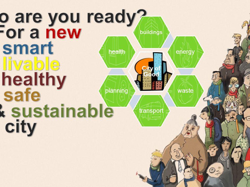 City of Good buildings energywastetransportplanninghealth
