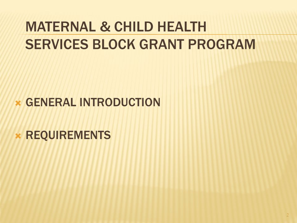 MCH programs engage in the core functions of public health:  Assessment  Policy development  Assurance
