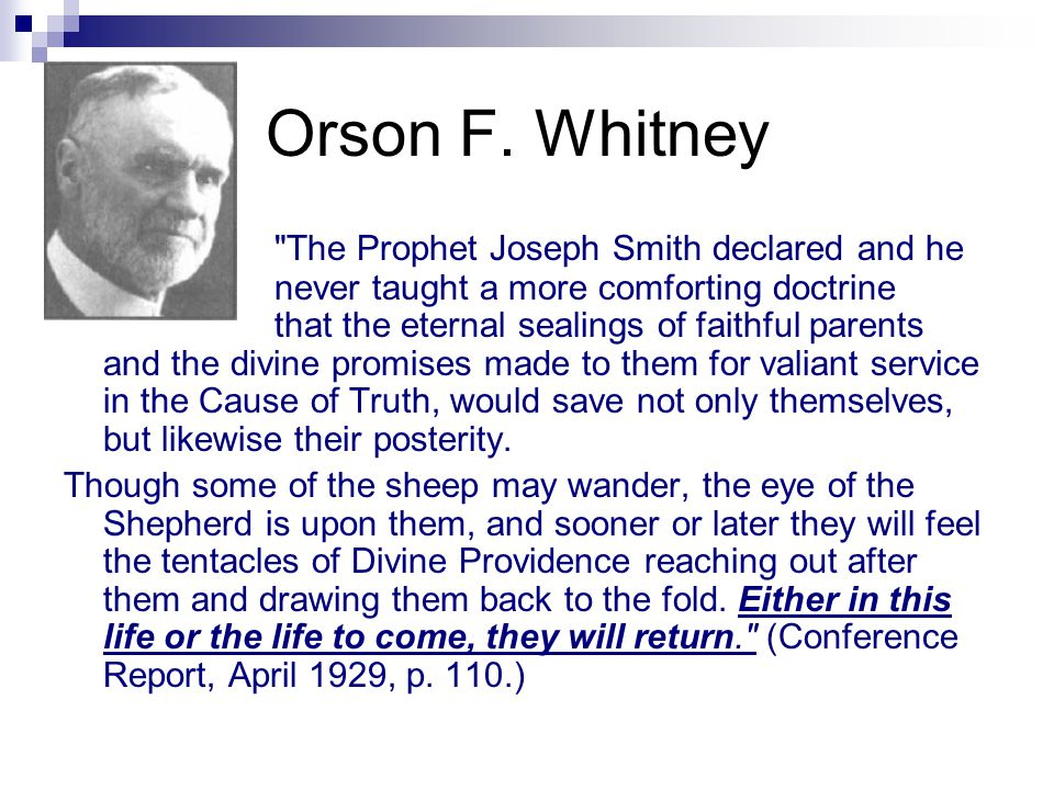 Orson F.