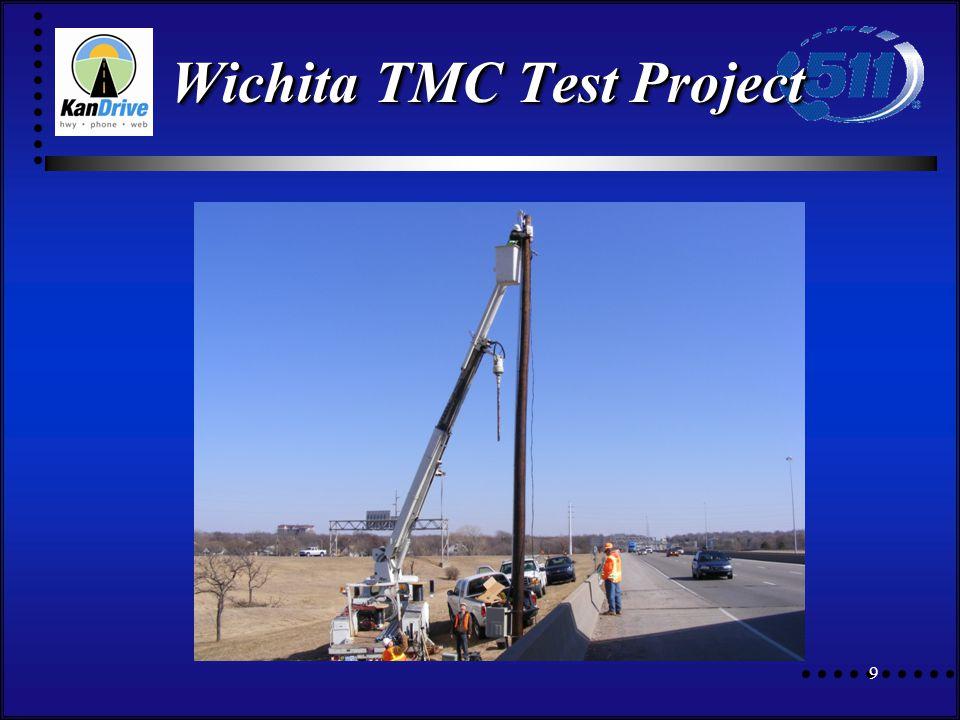 Wichita TMC Test Project 9