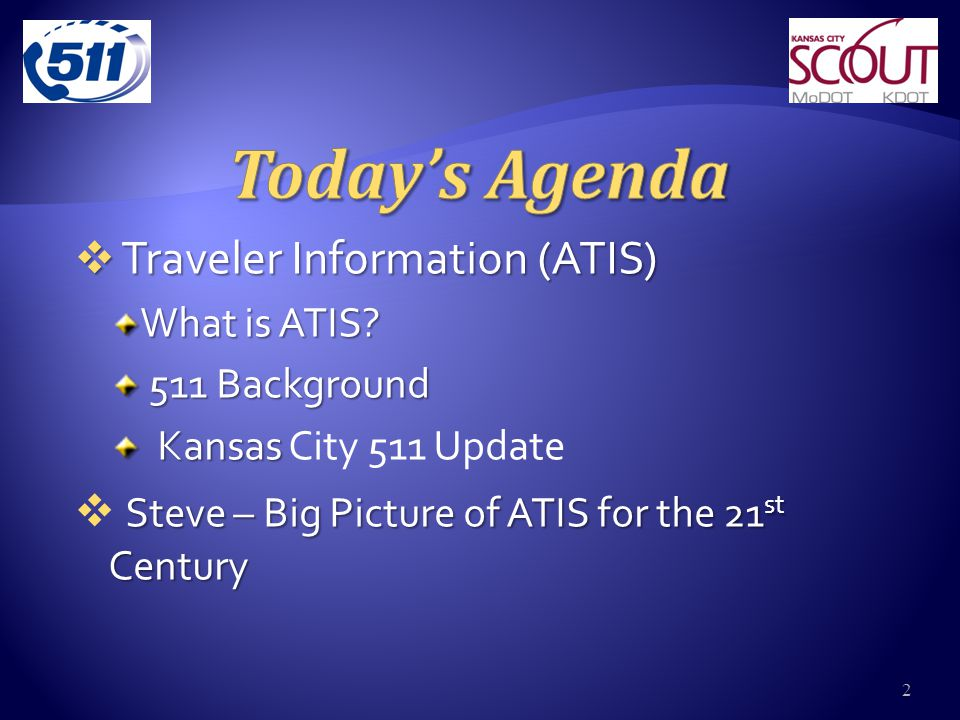  Traveler Information (ATIS) What is ATIS.
